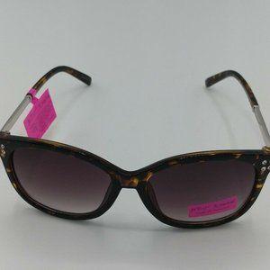 Authentic Betsey Johnson Tortoise Sunglasses